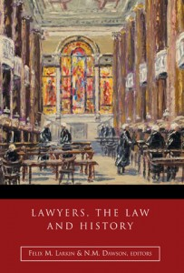 The Law and History