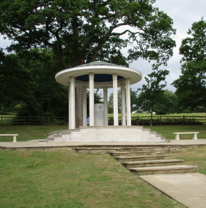 2015-07-08 ABA memorial at Runnymede