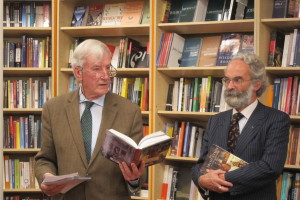 judge macmahon and robert marshall at osborough launch