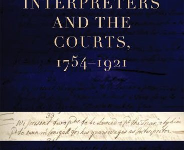 Irish speakers, interpreters and the courts, 1754–1921